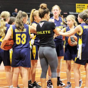 Belmont Saints Basketball - HomePage Coaching