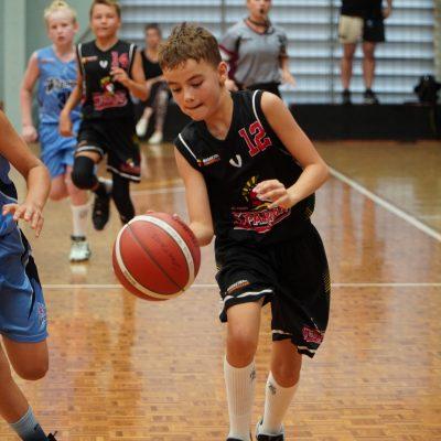 Belmont Saints Basketball - Representative Runaway