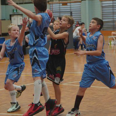 Belmont Saints Basketball - HomePage Representative